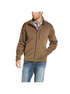 Ariat Men's Caldwell Full Zip Sweater Full Zip Sweater 10020643