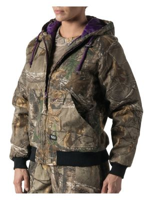 Walls Women's Hunting Insulated Hooded Jacket 35095