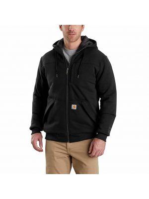 Carhartt Men's RAIN DEFENDER ® ROCKLAND QUILT-LINED FULL-ZIP HOODED 103312