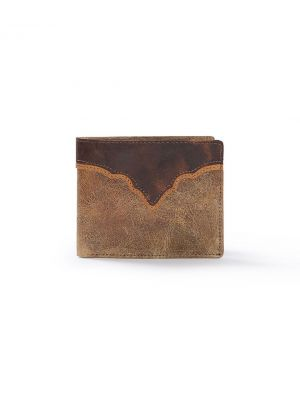 Stetson Canyon Wallet in Brown 4032W