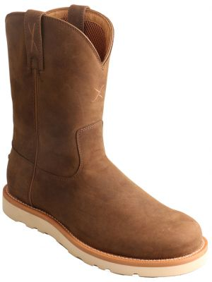 Twisted X Men's Distressed Saddle Casual Boots 038F64