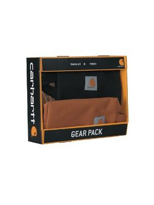 Carhartt TRAVEL KIT AND SMALL POUCH SET 458800B
