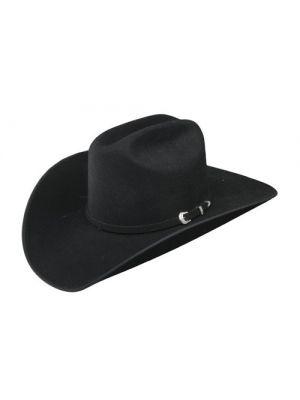 Resistol 4X SENTINEL B 4X Bison Felt Cowboy Hat