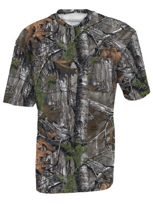 Walls Men's Hunting Short Sleeve Pocket Tee 56094
