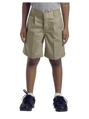 Dickies Boys' Pleated Front Short, 4-7 57362
