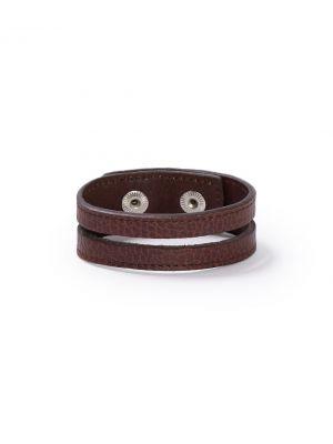 Stetson Leather Cutout Wristband 9109S