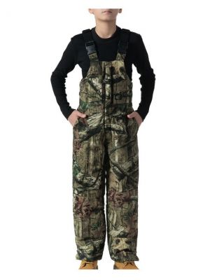 Walls Kid's Toddler Hunting Insulated Bib 93030