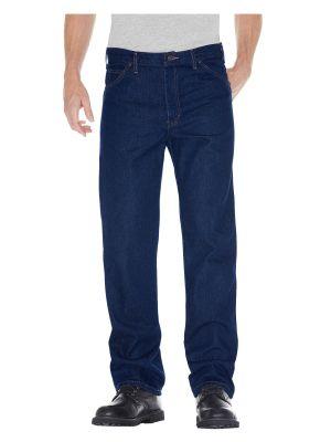 Dickies Regular Straight Fit 5-Pocket Denim Jean 9393 Indigo Blue (NB)