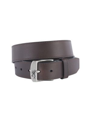 Browning MEN'S BASIC BUCKMARK BUCKLE BELT 01