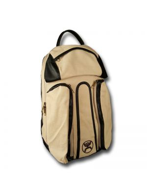 Hooey Backpacks Professional Vertical leather-trim