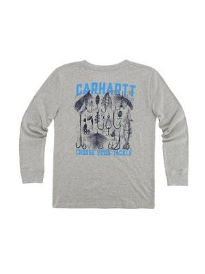 Carhartt BOYS CHOOSE YOUR TACKLE TEE CA8710