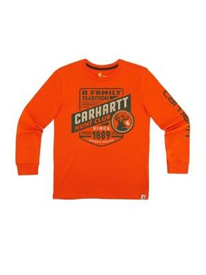 Carhartt BOYS CARHARTT HUNT CLUB CA8715