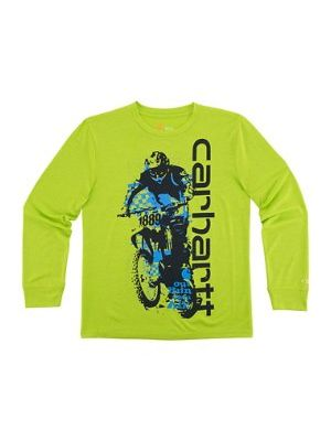 Carhartt BOYS FORCE MOTORCROSS TEE CA8722