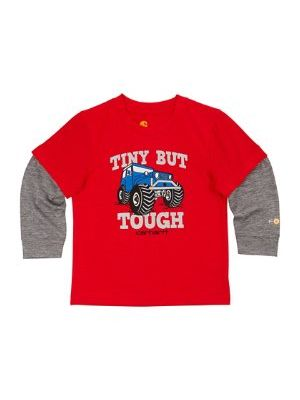 Carhartt BOYS FORCE TINY BUT TOUGH TEE CA8758
