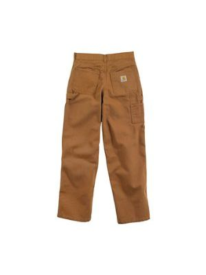 Carhartt BOYS WASHED DUCK DUNGAREE PANT CK8301