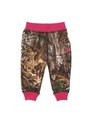Carhartt GIRLS CAMO FLEECE JOGGER CK9412