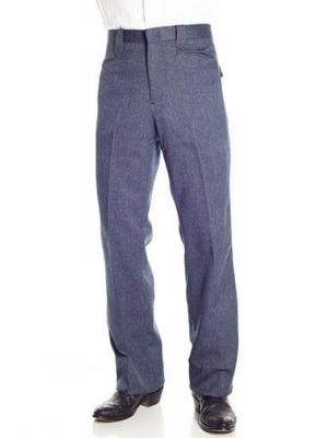 Circle S Men's Heather Dress Ranch Pant CP4776