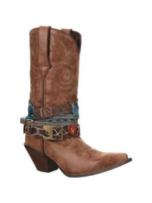 Durango Crush by Durango Women's Accessorized Western Boot DCRD145
