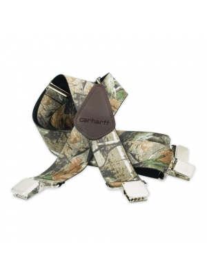 Carhartt Men's REALTREE® CAMO SUSPENDER CH-22606