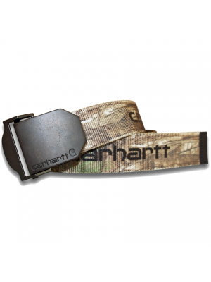 Carhartt Men's SIGNATURE WEBBING BELT CH2260