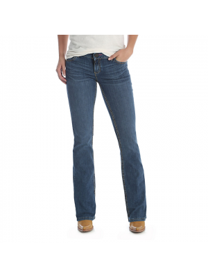 WRANGLER® WOMEN'S RETRO® MAE WITH BOOTY UP™ TECHNOLOGY JEAN 10MWZRS