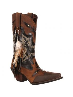 Durango Crush by Durango Women's Gypsy Underlay Western Boot DRD0065