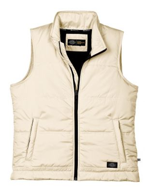 Dickies Women's Performance Quilted Vest FE3751