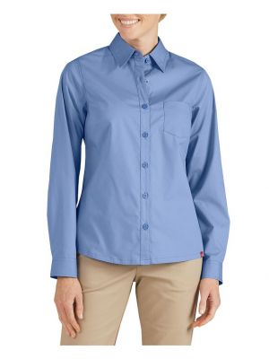 Dickies Women's Long Sleeve Service Shirt FL086