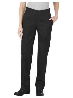Dickies Women's Flex Comfort Waist EMT Pant FP2377 Black (BK)