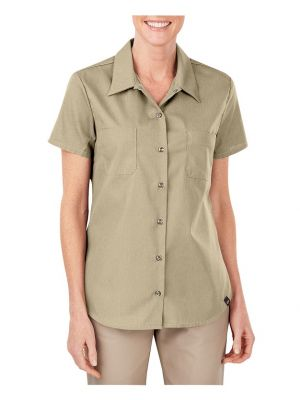 Dickies Women's Industrial Short Sleeve FS5350