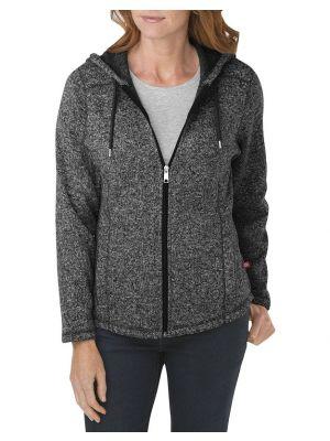 Dickies Women's Sweater Hooded Jacket FW200