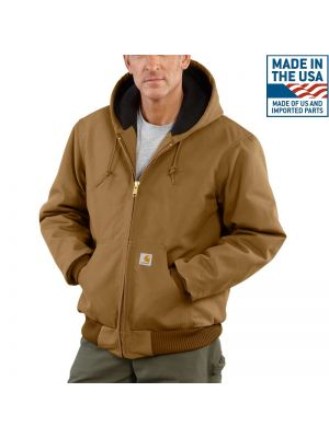 Carhartt Men's DUCK ACTIVE JAC J140
