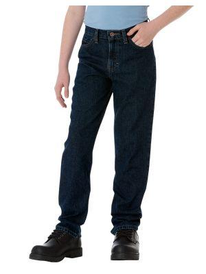 Dickies Boys Classic Fit Straight Leg 5 KD110