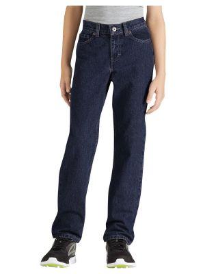 Dickies Boys FlexWaist® Slim Fit Straight Leg KD120