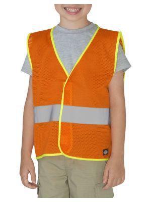Dickies Boys Toddler/Preschool E-Vis Safety Vest KE3202