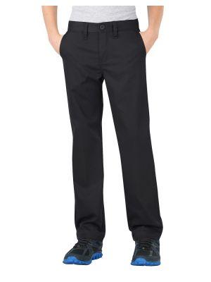 Dickies Boys FlexWaist® Slim Fit Straight Leg Ultimate Khaki Pant 8-20 KP701