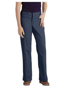 Dickies Girls' Juniors Schoolwear Classic Fit Boot Cut KP7711
