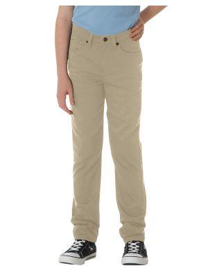 Dickies Boys Flex Slim Fit Skinny Leg KP810