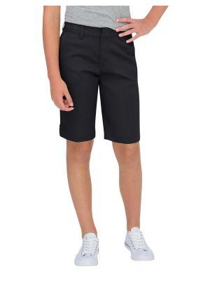 Dickies Girls' Juniors Schoolwear Classic Fit Bermuda KR7714