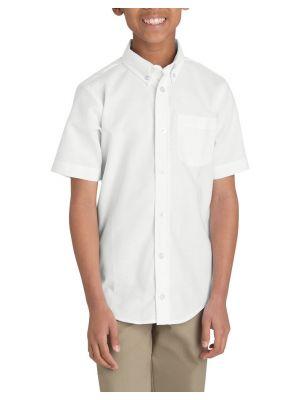 Dickies Boys' Short Sleeve Oxford Shirt KS920