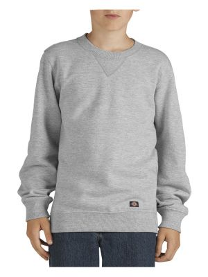 Dickies Boys' Fleece Crew 8-20 KW605