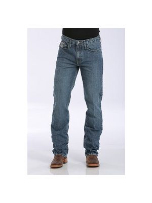 Cinch Mens Slim Fit Silver Label Jeans  MB98034001