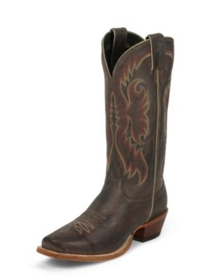 NOCONA MEN'S AMERICA CHOCOLATE LEGACY WESTERN BOOTS MD2714