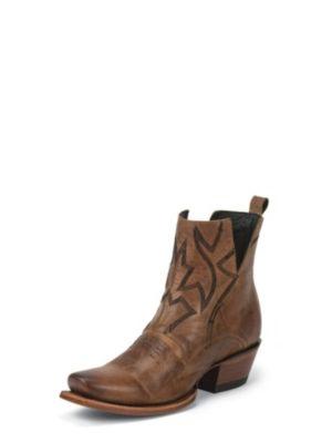 NOCONA WOMEN'S TAN TERRAIN COWGIRL POSH™ WESTERN BOOTS NL1650