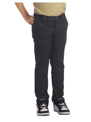 Dickies Boys Flex Skinny Fit Straight Leg Pant QP801