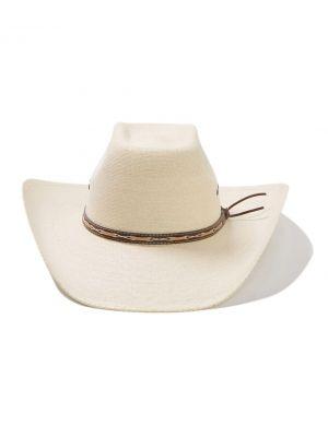 Stetson Men's Square Straw Cowboy Hat SSSQRE7940