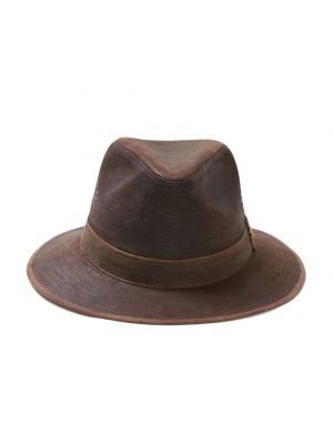 Stetson Men's Weathered Leather Safari Hat STW239
