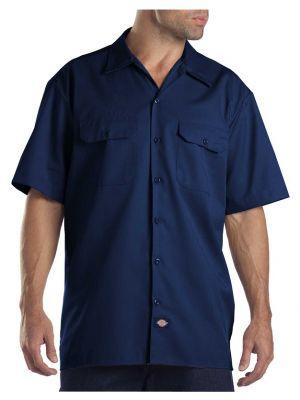 Dickies mens Short Sleeve Work Shirt 1574
