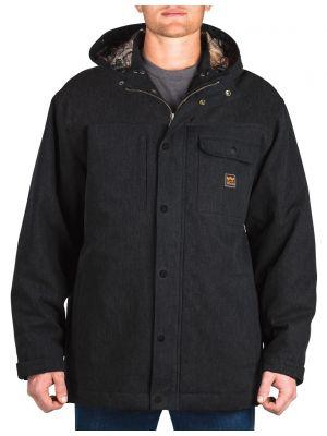 Walls Mens Workwear Hooded Parka with Kevlar® YJ336