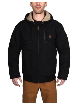 Walls Men's Mingus Hooded Bomber Jacket YJ839